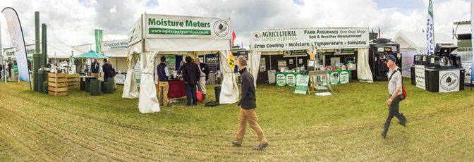 International & National Agricultural Shows
